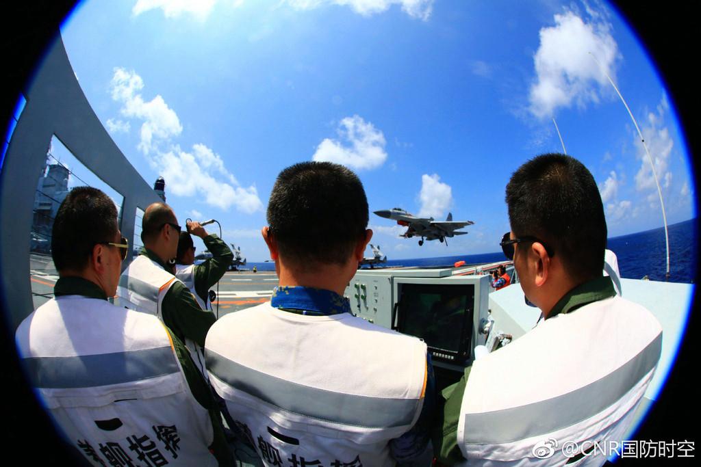 Porte-avions chinois - Page 2 Liao310