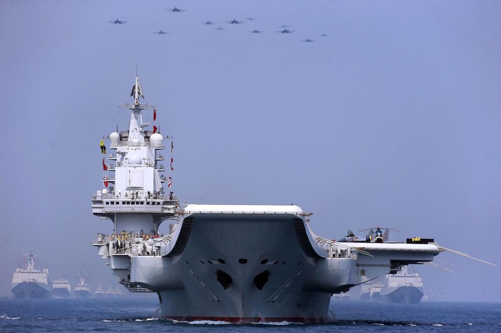 Porte-avions chinois Liaoni13