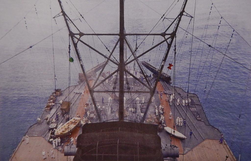 IJN Yamato en détails - Page 3 Musash11