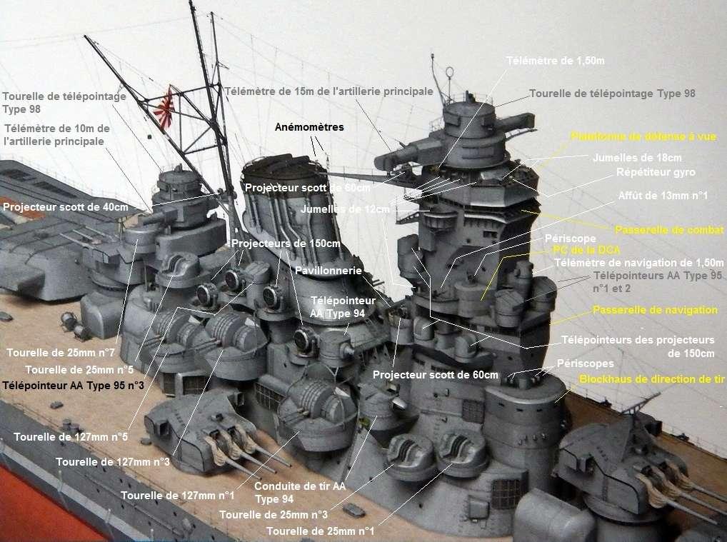 IJN Yamato en détails - Page 3 Musash13