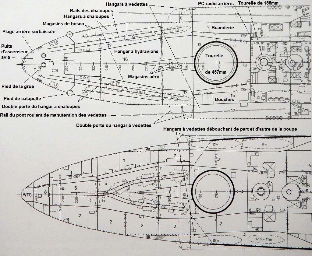 IJN Yamato en détails - Page 3 Plans10
