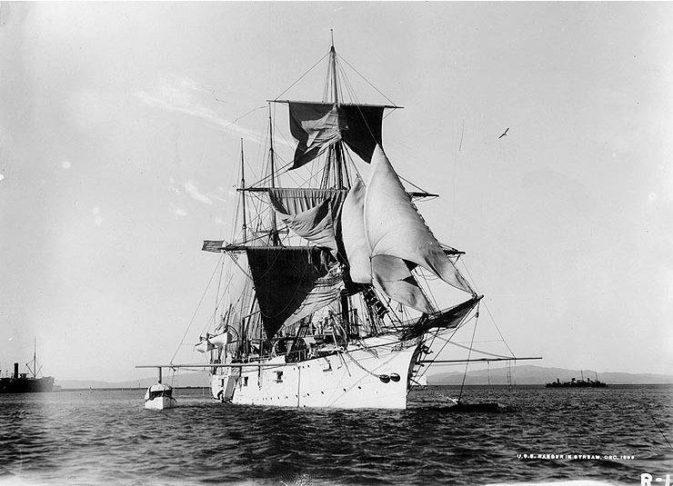 USS Ranger (1876-1958) Ranger10