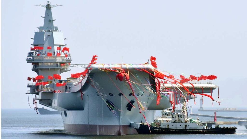 Porte-avions chinois Shando10
