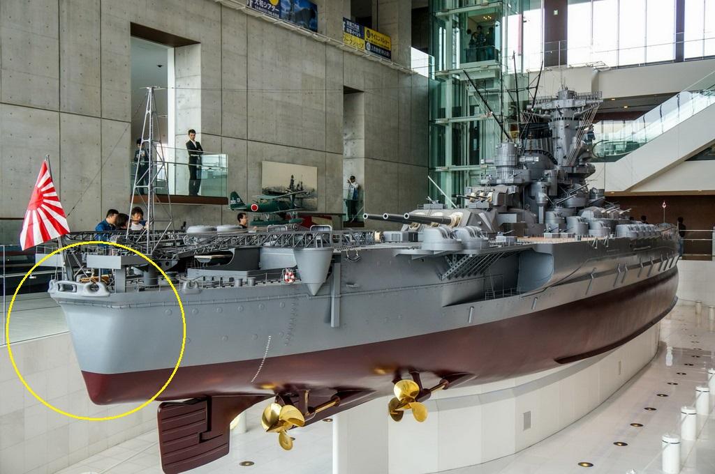 IJN Yamato en détails - Page 3 Ta0a10