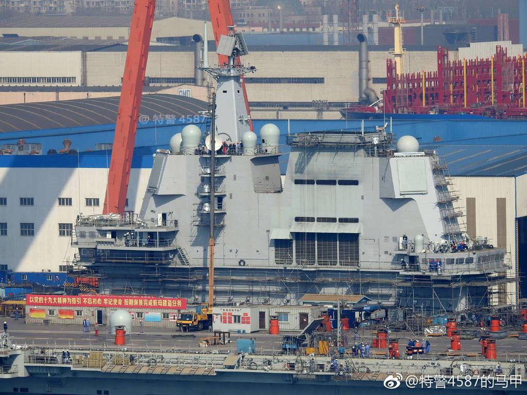 Porte-avions chinois Tsoin710