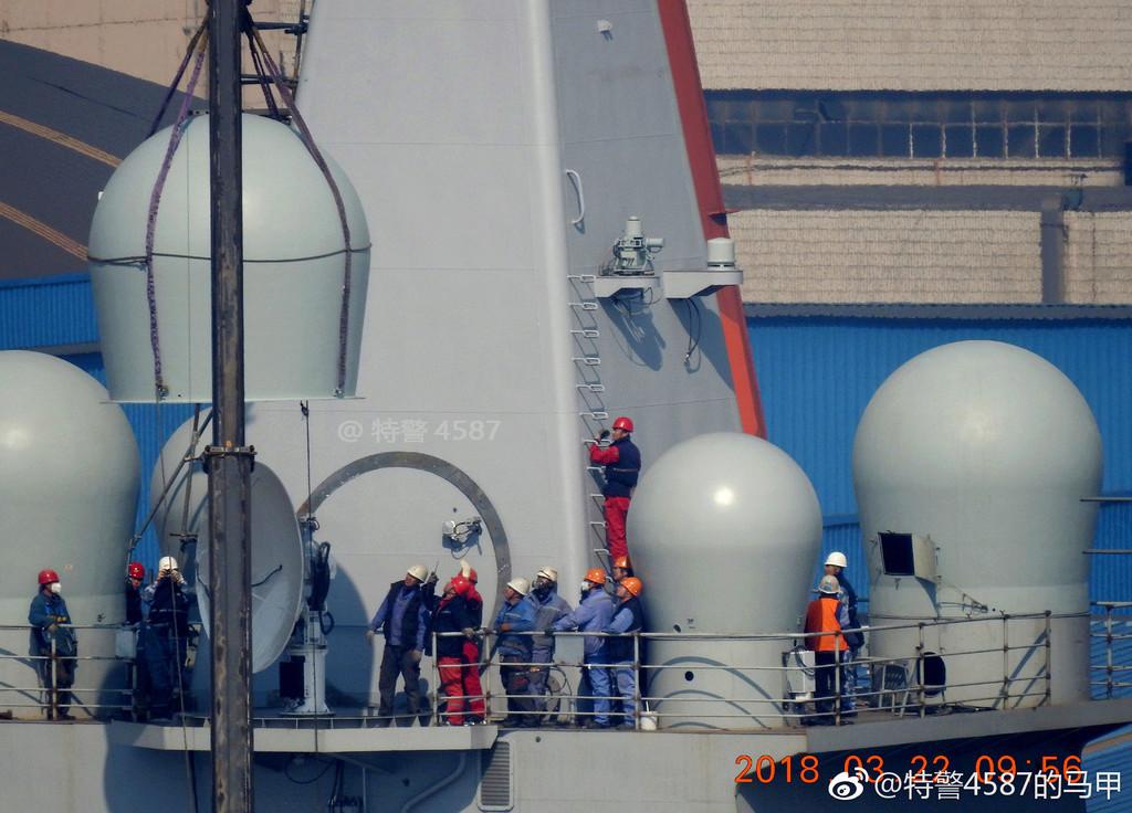 Porte-avions chinois Tsoin910