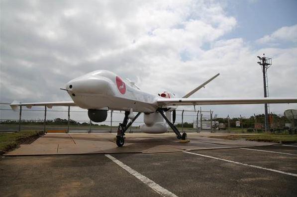 [Aviation maritime] UAV MQ-9 Guardian Uav10