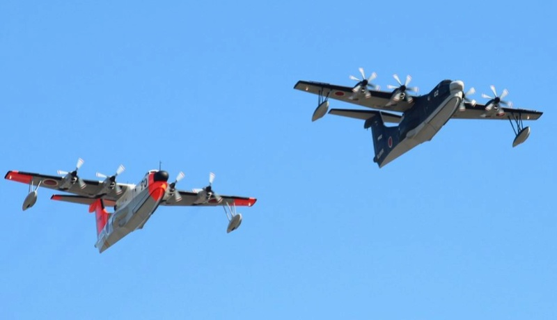 [Aviation maritime] Shinmaywa US-2 Us1_us10