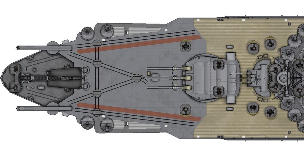 IJN Yamato en détails - Page 3 Yamato11