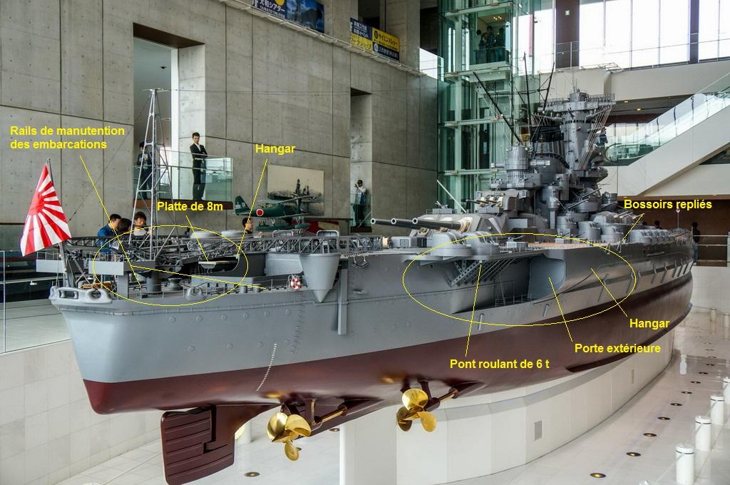 IJN Yamato en détails - Page 3 Yamato13