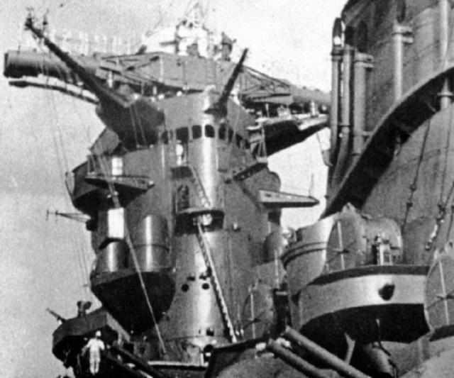 IJN Yamato en détails - Page 3 Yamato19