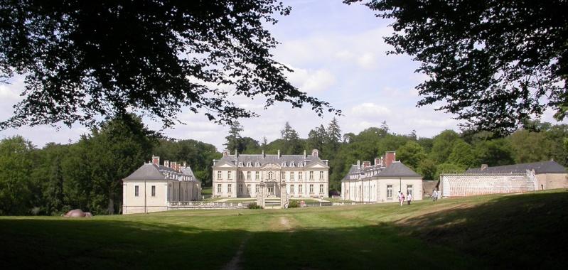 """La crise ...le château de Kerguehennec,  Morbihan 47°53'7.80""""N 2°44'3.99""""W [Défi trouvé] - Page 3 24930710"""