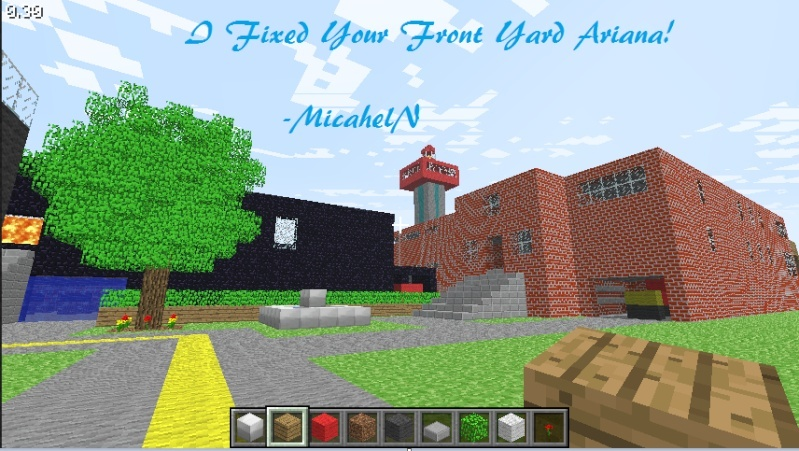 Our Own Minecraft Server! - Page 2 Ariana10