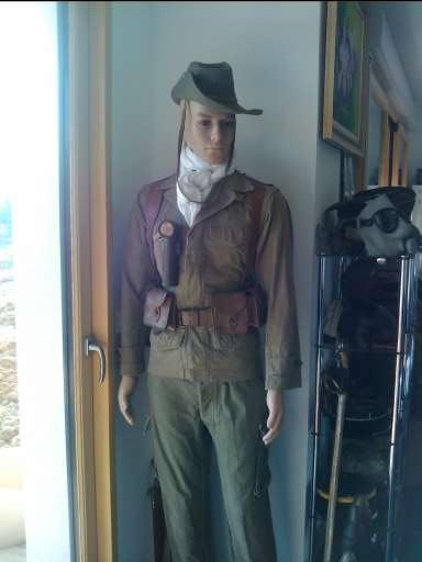 mon mannequin guerre d'algérie 13008911