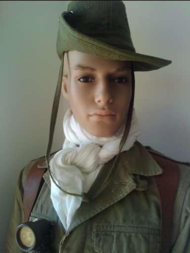 mon mannequin guerre d'algérie 13008912