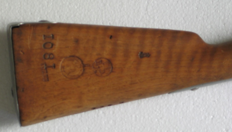 fusil garde nationale 1822T  Img_7416