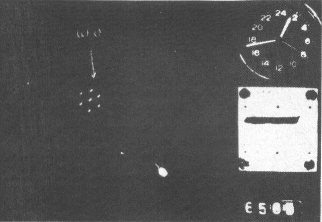 USAF? photo? of UFOs over Washington D.C. 1952 54070310