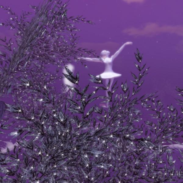 La fée ballerine - Reflet de décembre Reflet17