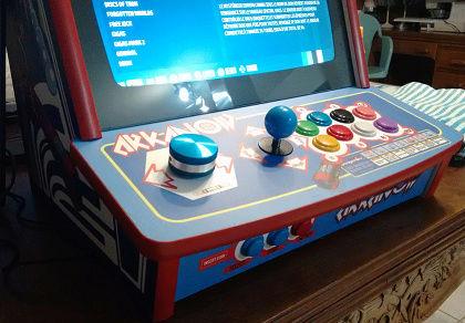 mini bornes arcade rasp 3 - nouveaux modeles - Page 2 Arkano10