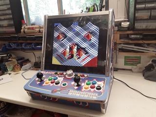 mini bornes arcade rasp 3 - nouveaux modeles - Page 3 Arkano14