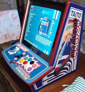 mini bornes arcade rasp 3 - nouveaux modeles - Page 2 Arkano15