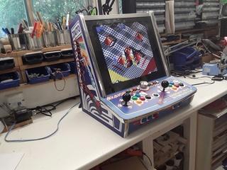 mini bornes arcade rasp 3 - nouveaux modeles - Page 3 Arkano16
