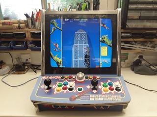 mini bornes arcade rasp 3 - nouveaux modeles - Page 3 Arkano17