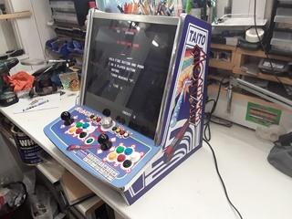 mini bornes arcade rasp 3 - nouveaux modeles - Page 3 Arkano18