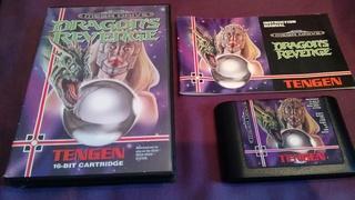 vend quelques jeux megadrive flink castlevania mickey flipper Dragon10