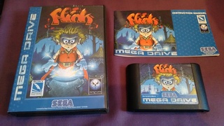 estim quelques jeux megadrive flink castlevania mickey flipper Flink_10