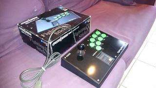 estimation  console sega saturn pal complete- jeux joystick arcade hori  Hori_f13