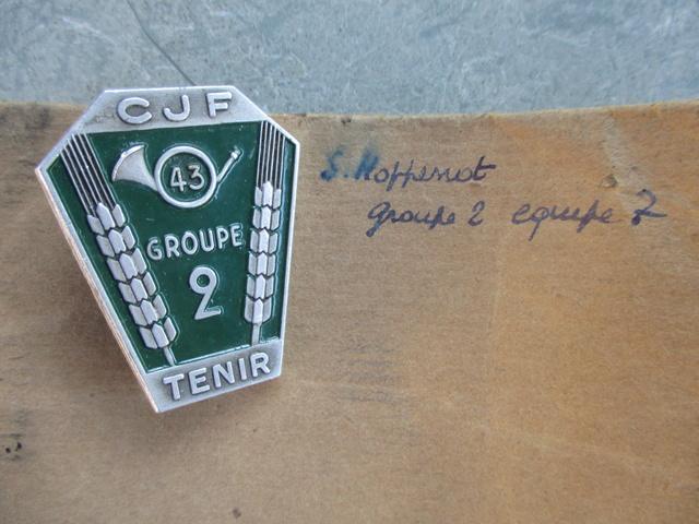 Les chantiers de la jeunesse française / CJF - Page 9 Img_1310