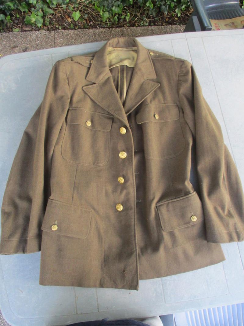 A identifier : Vareuse US WW2 Img_2031