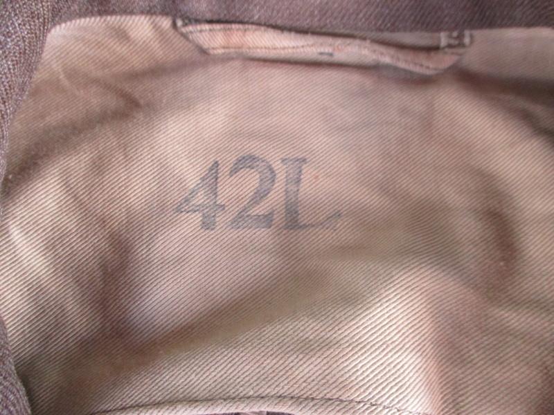 A identifier : Vareuse US WW2 Img_2034