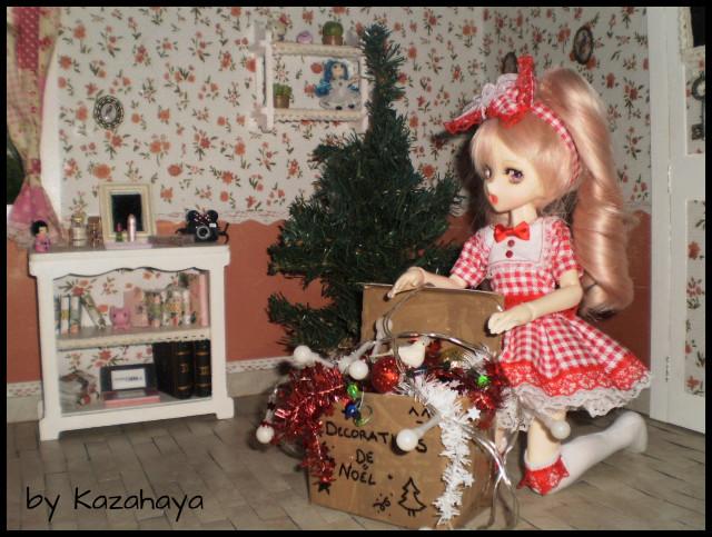 [SQ Lab Chibi Moe] ~Aki prépare Noël/Petites Douceurs~ (P.3) - Page 2 Pb210010