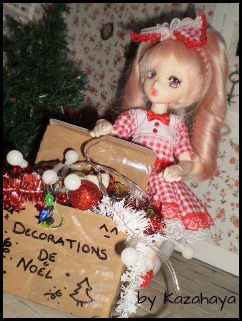[SQ Lab Chibi Moe] ~Aki prépare Noël/Petites Douceurs~ (P.3) - Page 2 Pb210011