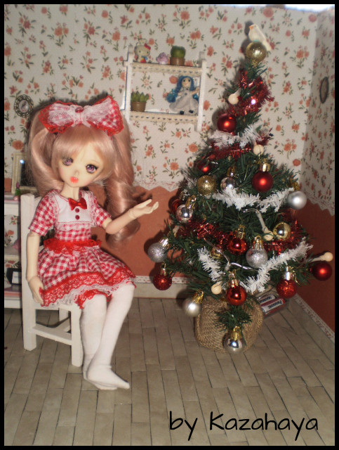 [SQ Lab Chibi Moe] ~Aki prépare Noël/Petites Douceurs~ (P.3) - Page 2 Pb210117