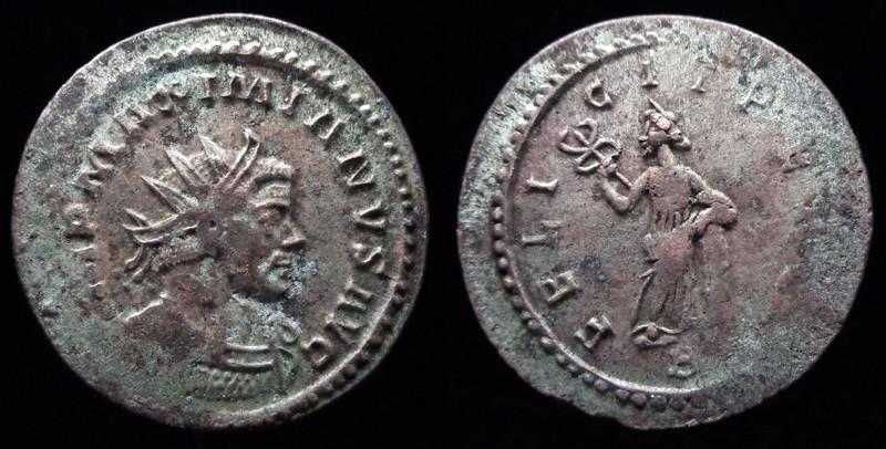Aureliani de Lyon de Dioclétien et de ses corégents - Page 10 Ant07510