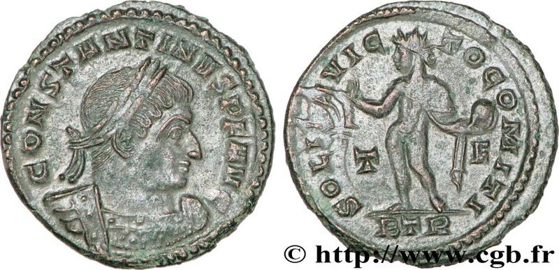 Hadrien Semis à La lyre, finalement Provinciale ou Romaine ? Cpfa-s10