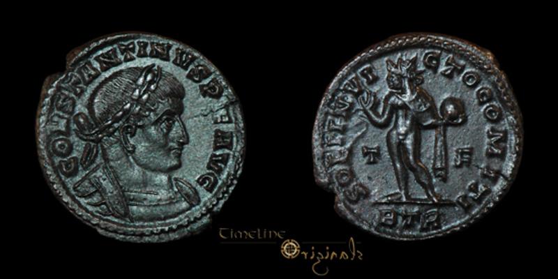 Hadrien Semis à La lyre, finalement Provinciale ou Romaine ? Cpfa-s11