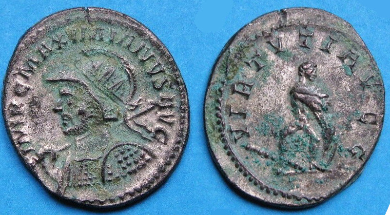 Aureliani de Lyon de Dioclétien et de ses corégents - Page 11 Dioc10
