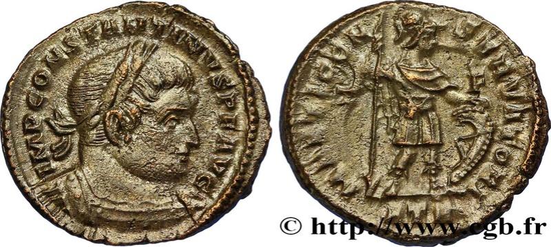 Hadrien Semis à La lyre, finalement Provinciale ou Romaine ? Icpfa-10