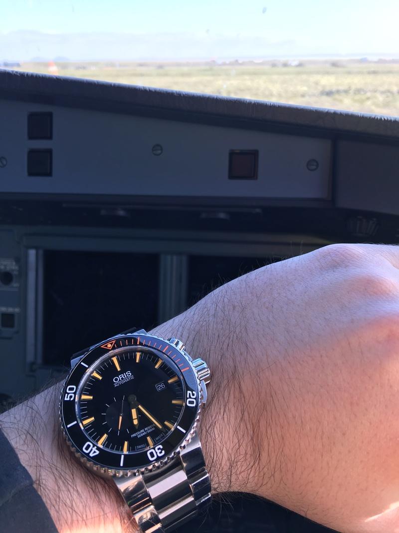 FEU de vos montres sur votre lieu de travail ! - tome 2 - Page 2 91c4ab10