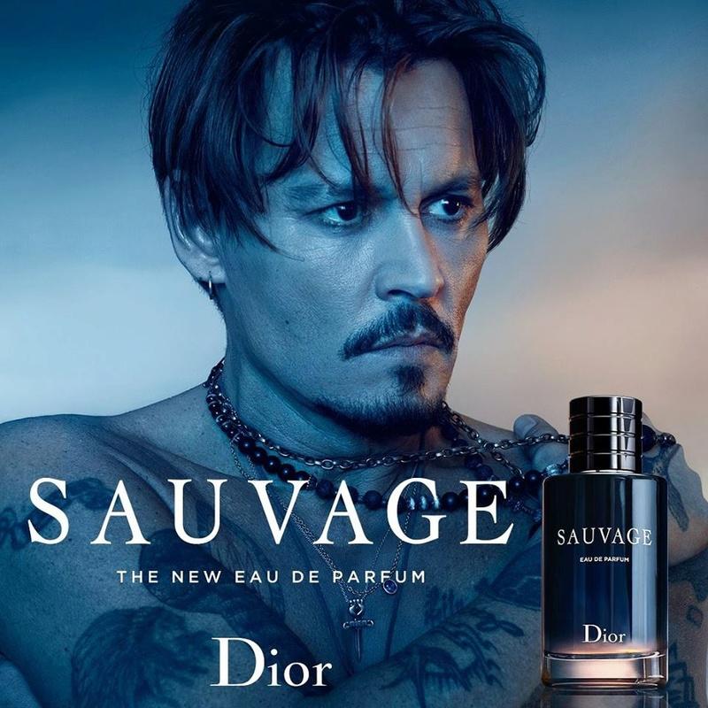 Johnny, la nouvelle égérie du parfum Dior - Page 26 27654610