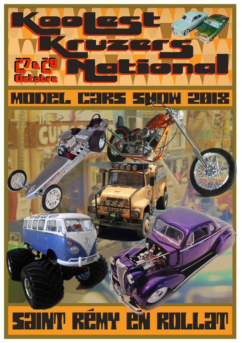 Koolest Kruzers National Model Cars Show 2018 - Page 2 Kooles11