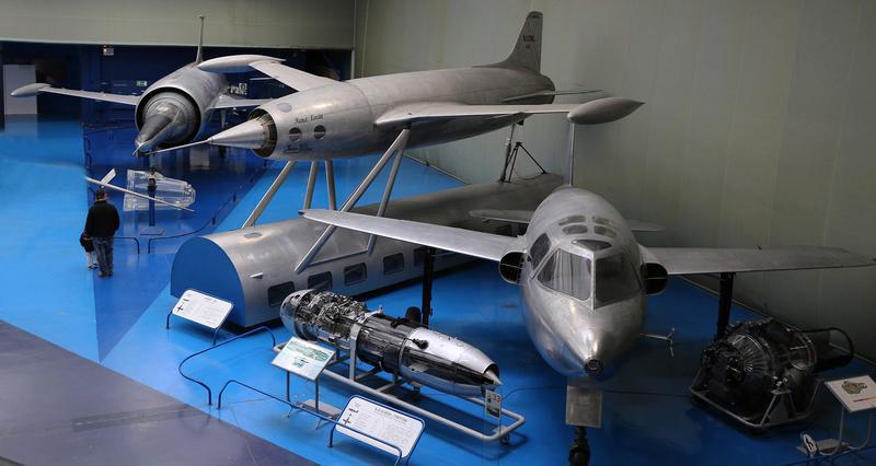 Leduc 022 (1:72 Mach 2) 1956 Avions11