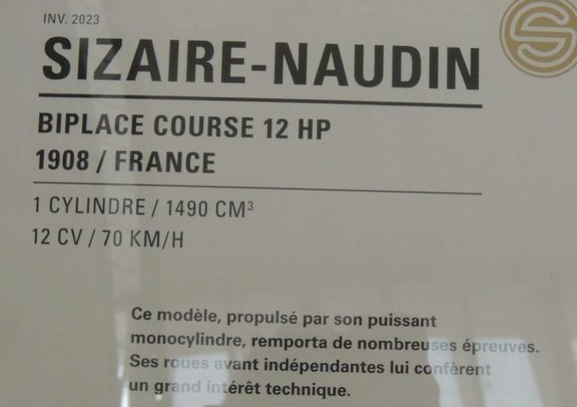 Les automobiles SIZAIRE Dscn1127