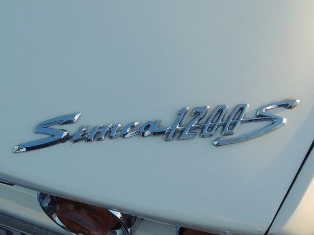 SIMCA 1200S coupé Bertone Dscn1229
