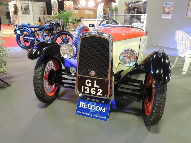 Rétromobile 2018 Dscn1740