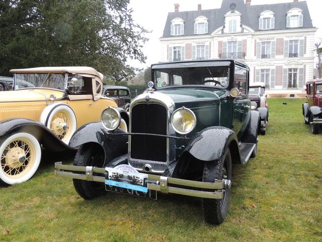 Fêtes des Grand-Mères Automobiles le dimanche 4 mars 2018 Dscn1834